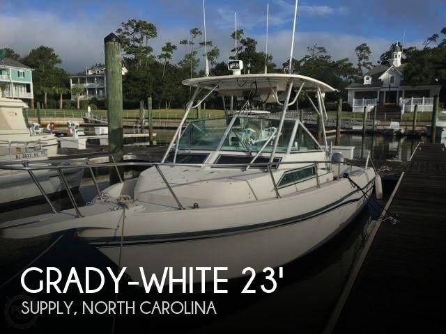 1987 Grady-White 232 Gulfstream