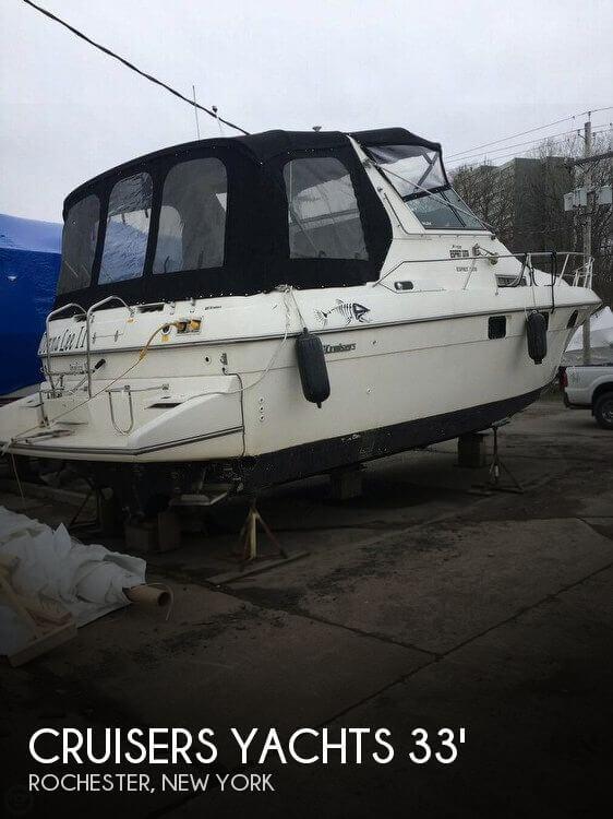 1992 Cruisers Yachts 3370 Esprit