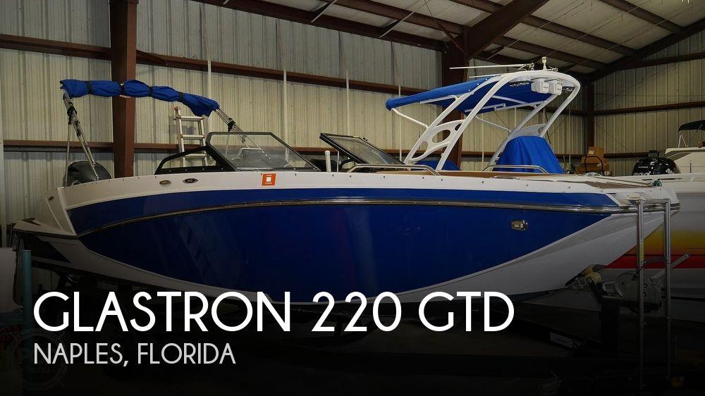 2019 Glastron 220 GTD