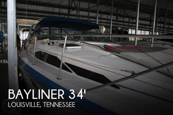 1987 Bayliner 3450 Avanti