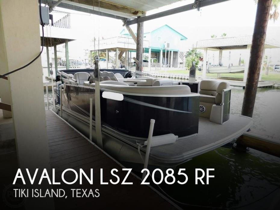 2018 Avalon LSZ 2085 RF