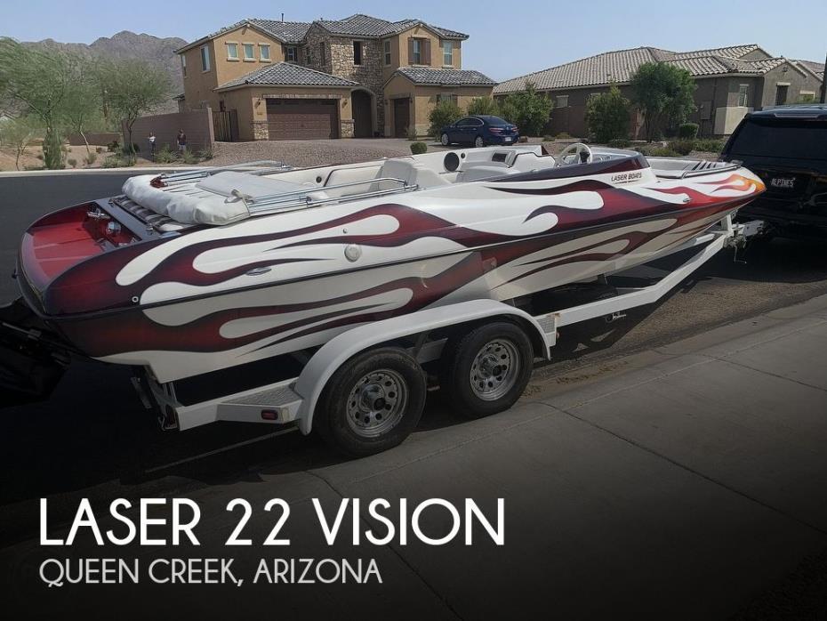 2006 Laser 22 Vision