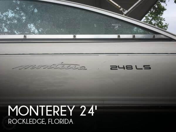 2002 Monterey 248 LS Montura