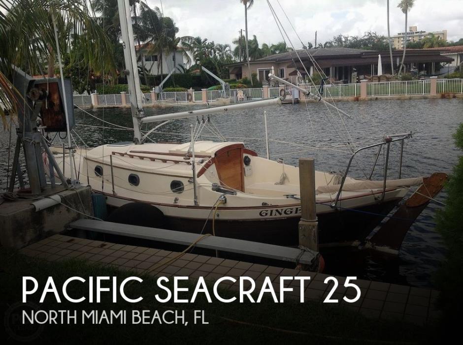 1978 Pacific Seacraft 25