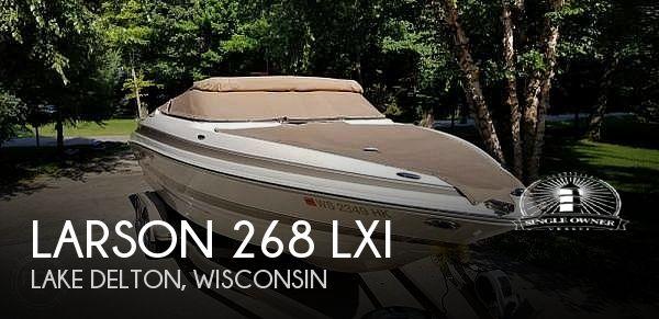 2006 Larson 268 LXI