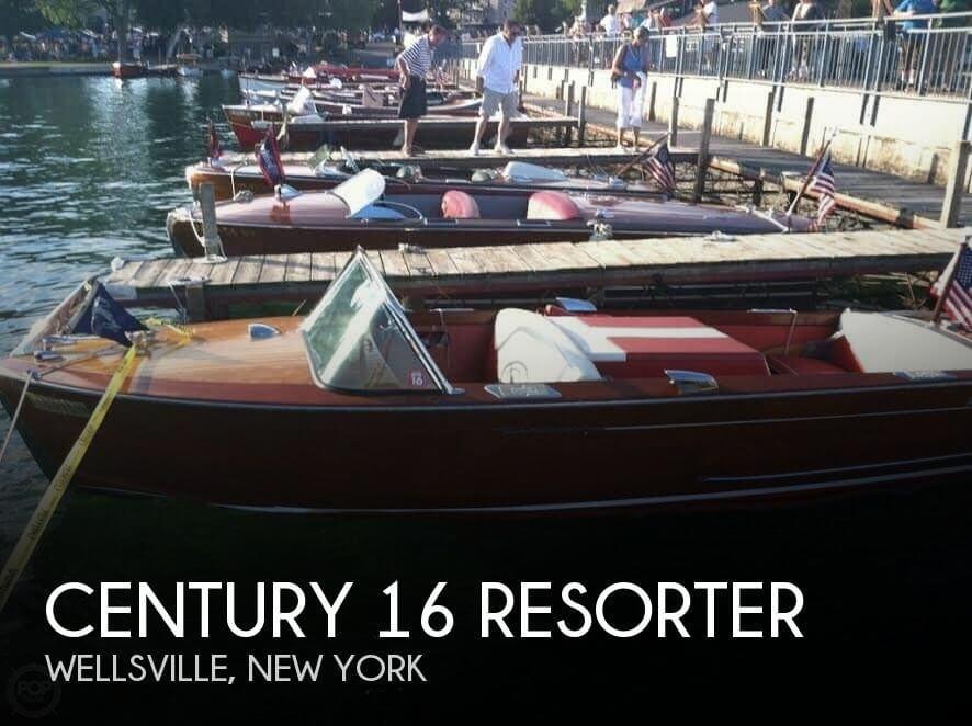 1959 Century 16 Resorter