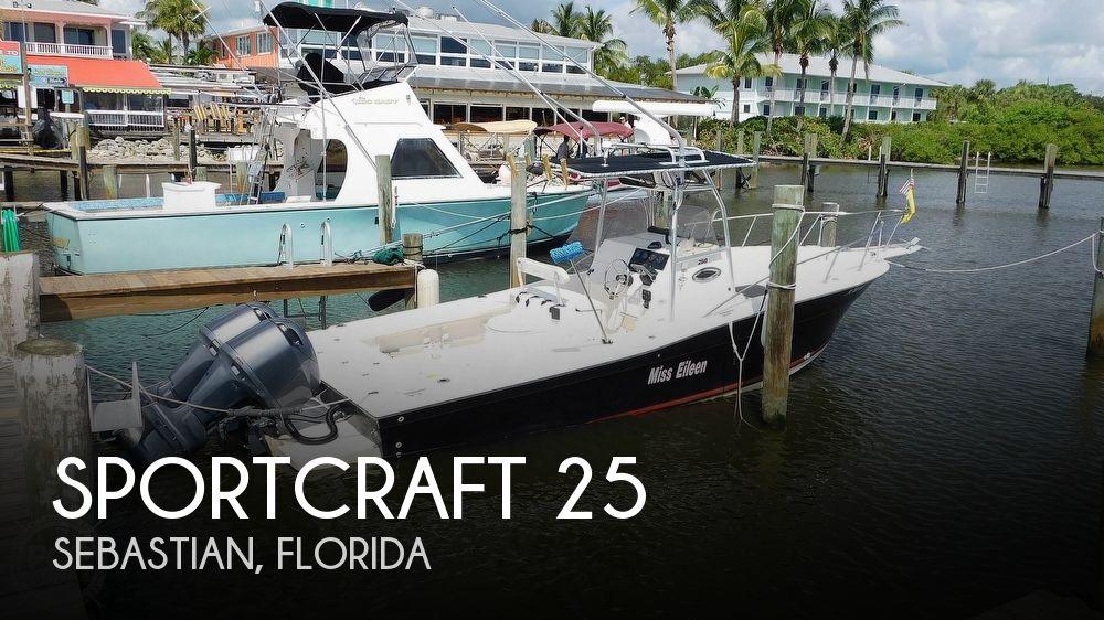 2001 Sportcraft 260 CC
