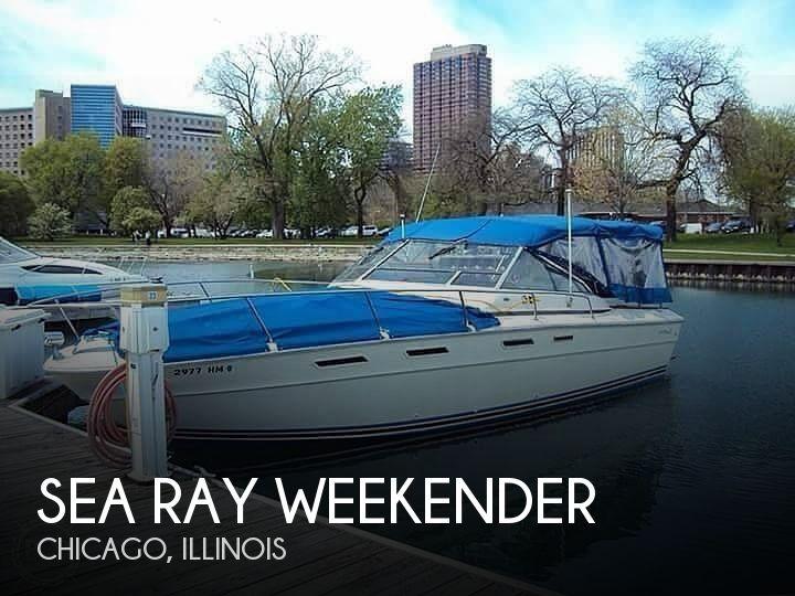 1978 Sea Ray 300 Weekender