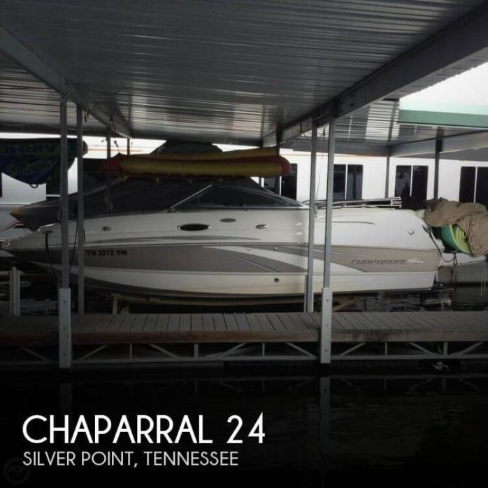 2007 Chaparral 24