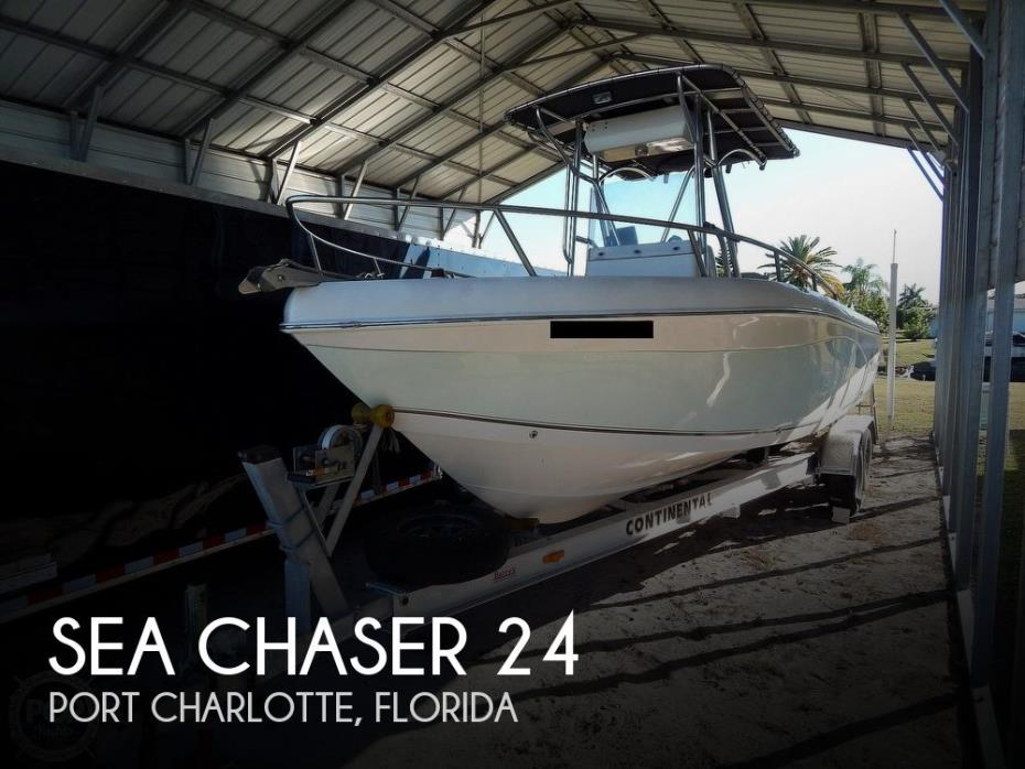 2006 Sea Chaser 245 LX