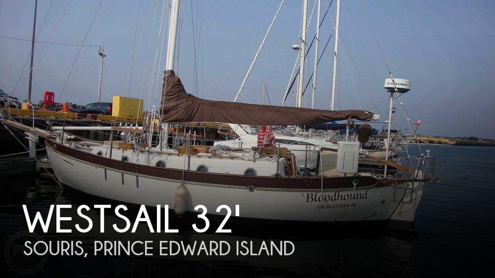 1977 Westsail 32'