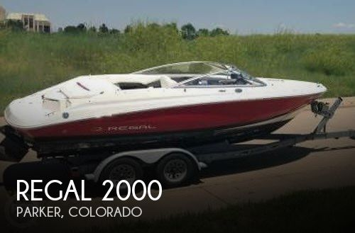 2005 Regal 2000