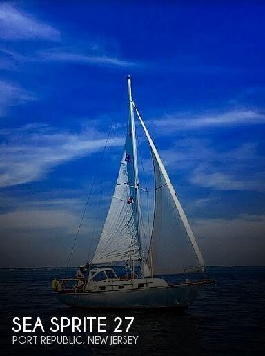 1981 Sea Sprite 27