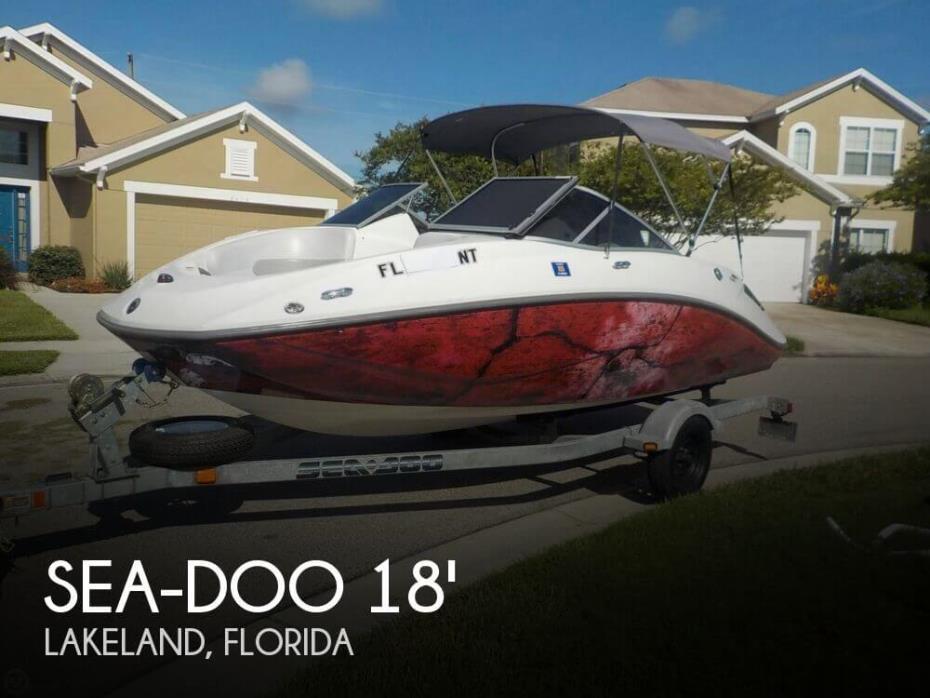 2008 Sea-Doo 180 215HP Rotax