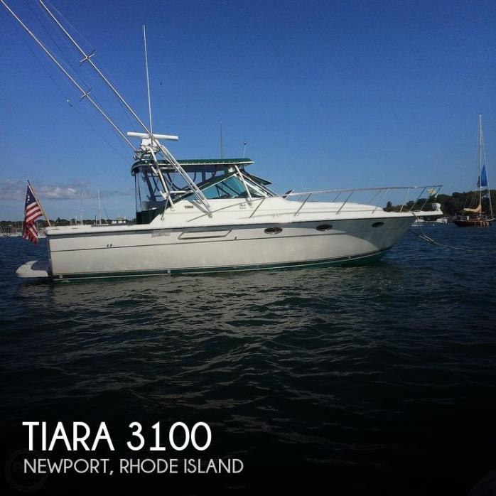 1994 Tiara 3100