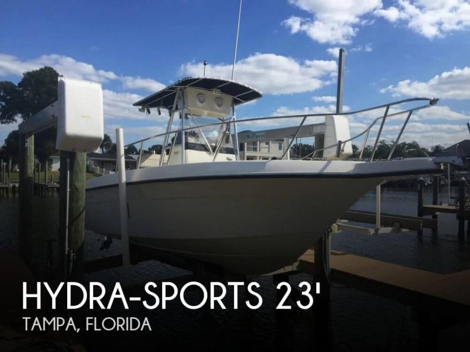 2004 Hydra-Sports 230 Lightning Series