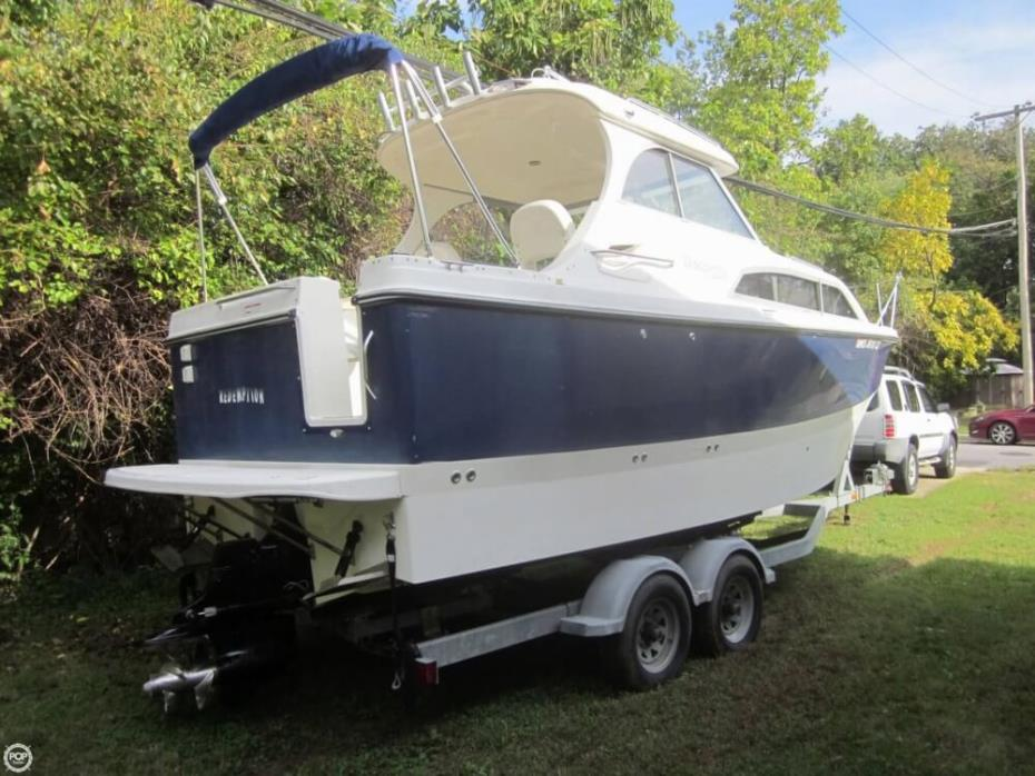 2009 Bayliner 246 Discovery