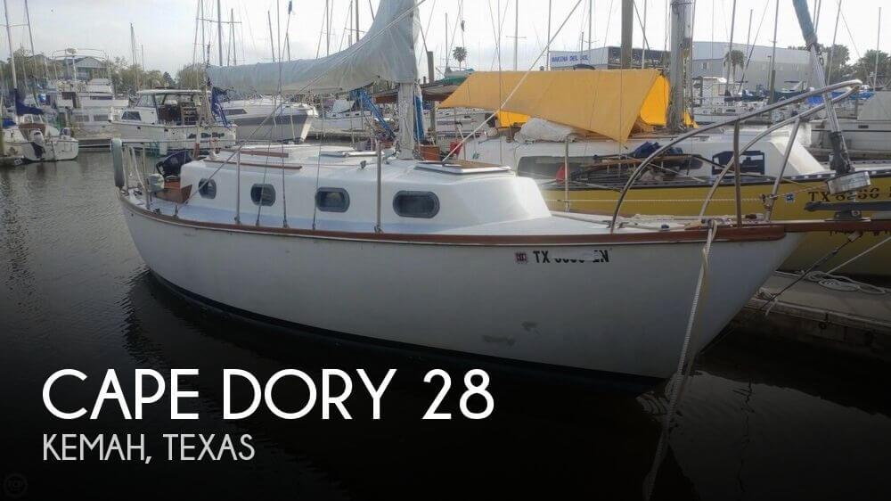 1976 Cape Dory 28
