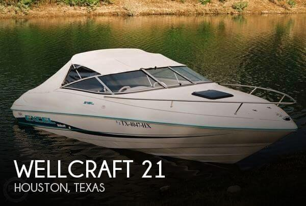 1997 Wellcraft 21