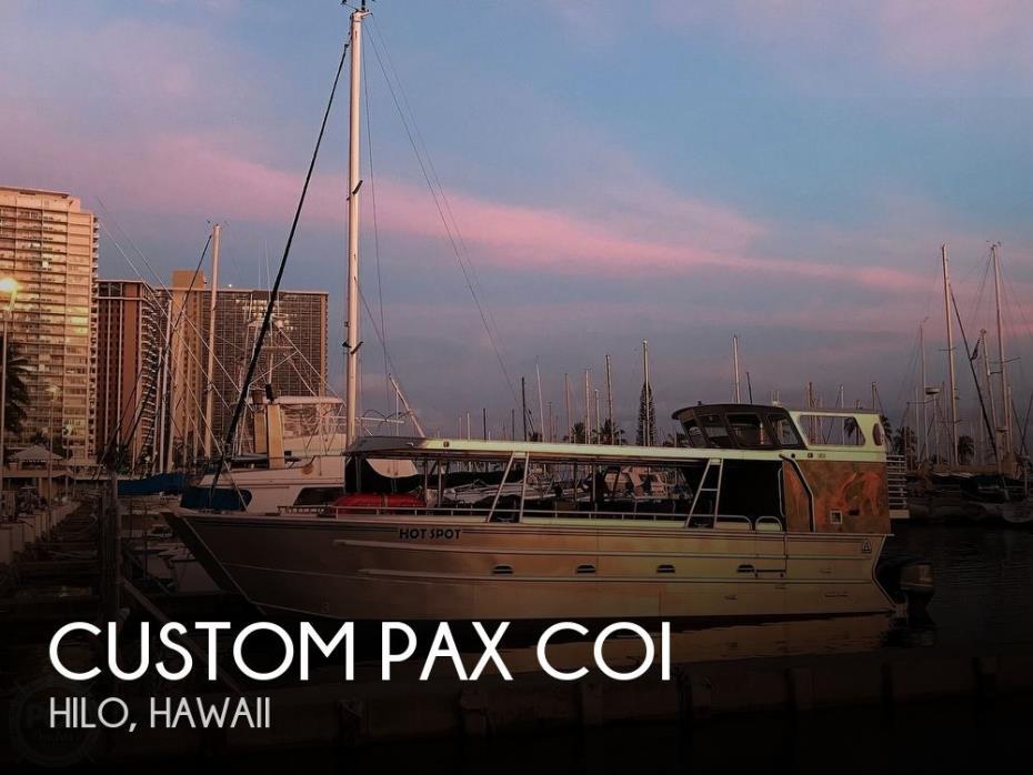 2016 Custom Pax Coi