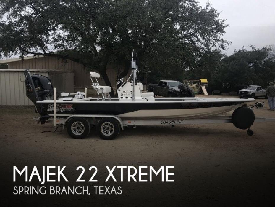 2008 Majek 22 Xtreme