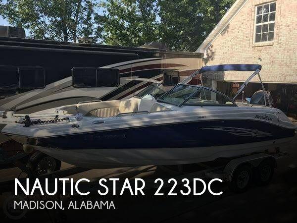 2014 Nautic Star 223DC