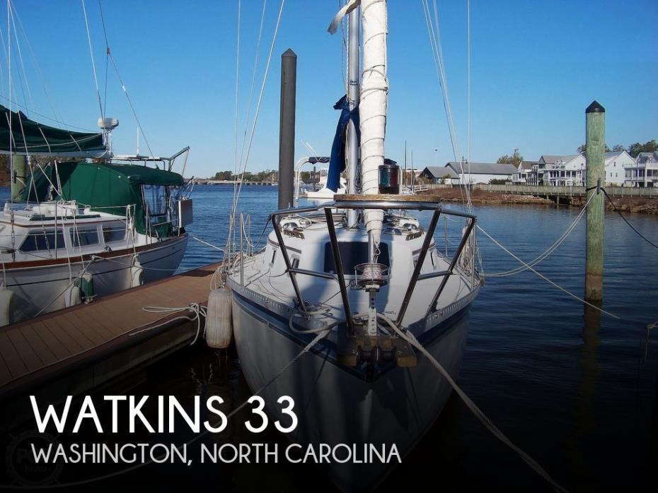1988 Watkins 33