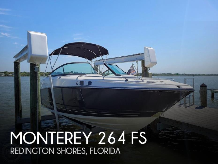 2017 Monterey 264 FS