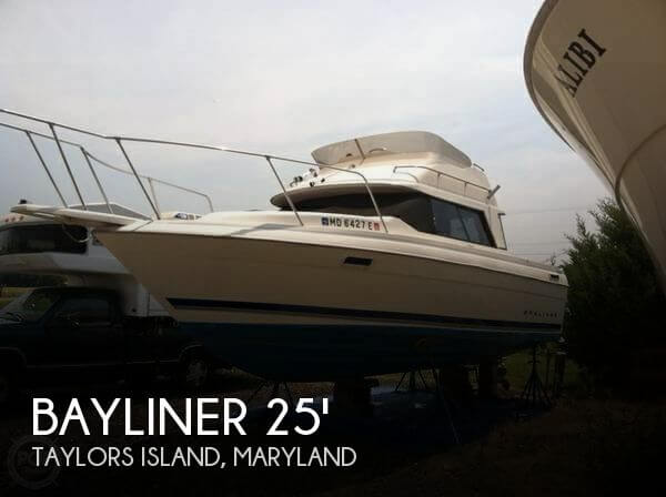 1994 Bayliner Cierra 2566