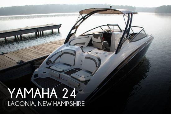 2015 Yamaha 242 Limited S