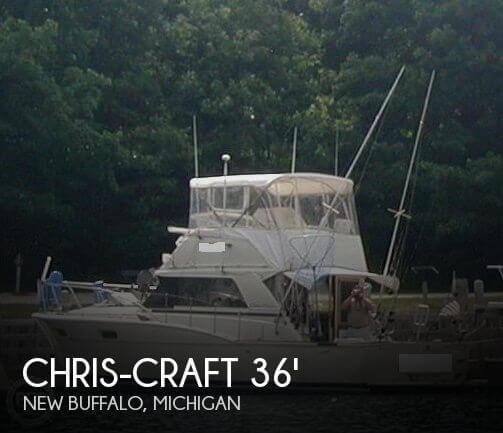 1974 Chris-Craft 36 Sports Cruiser