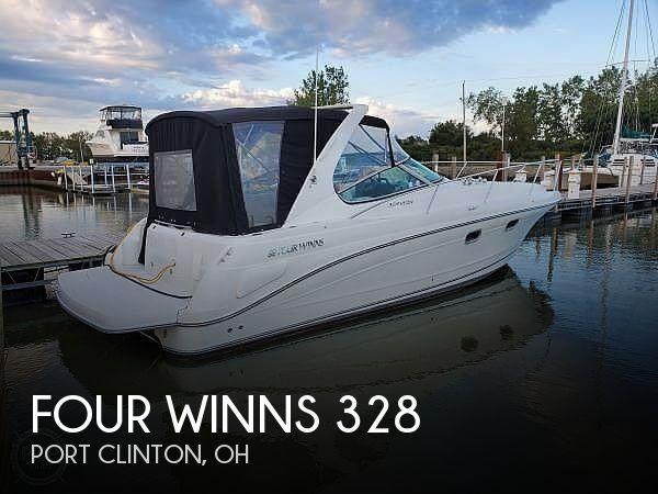 2000 Four Winns 328 Vista
