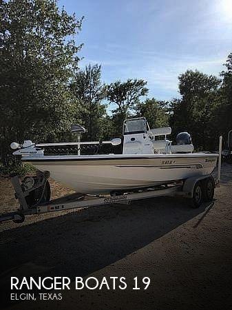 2006 Ranger Boats 2000 Bay