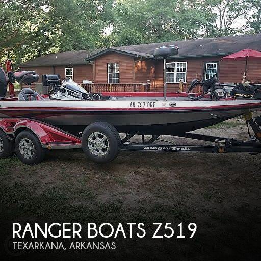 2017 Ranger Boats Z519