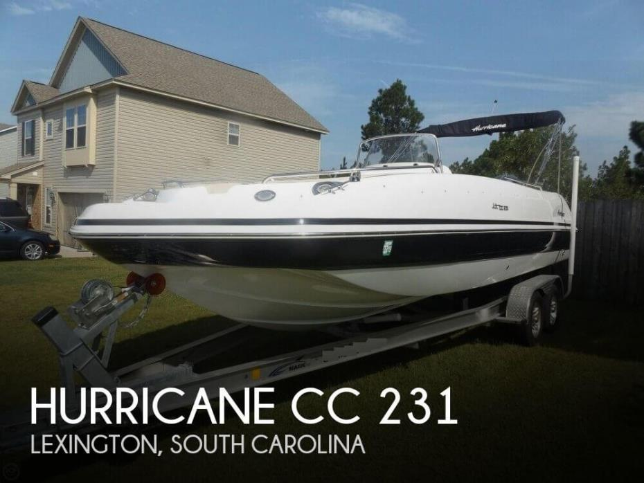 2016 Hurricane CC 231