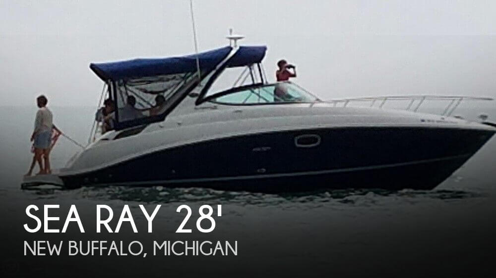2012 Sea Ray 280 Sun Dancer