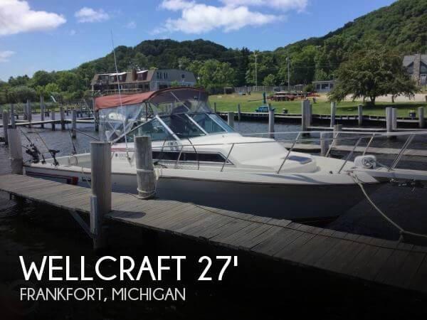 1988 Wellcraft 2800 Coastal Cruiser