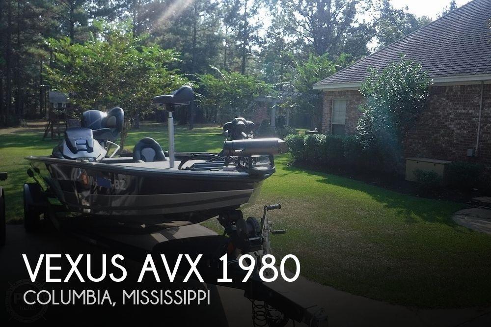 2019 Vexus Avx 1980