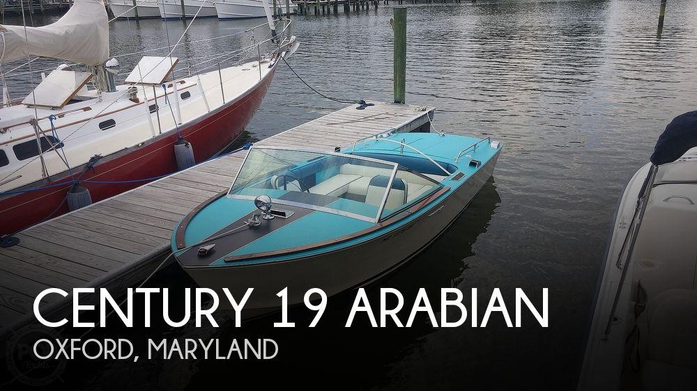 1968 Century 19 Arabian