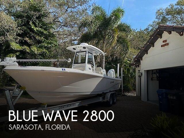 2021 Blue Wave 2800 Makaira