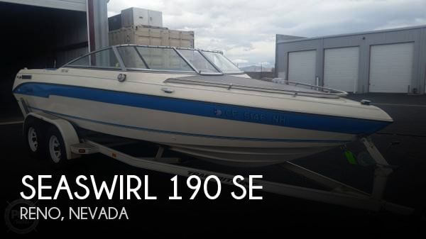 1992 Seaswirl 190 SE
