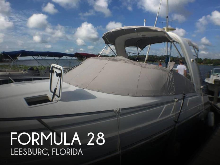2006 Formula 27 PC
