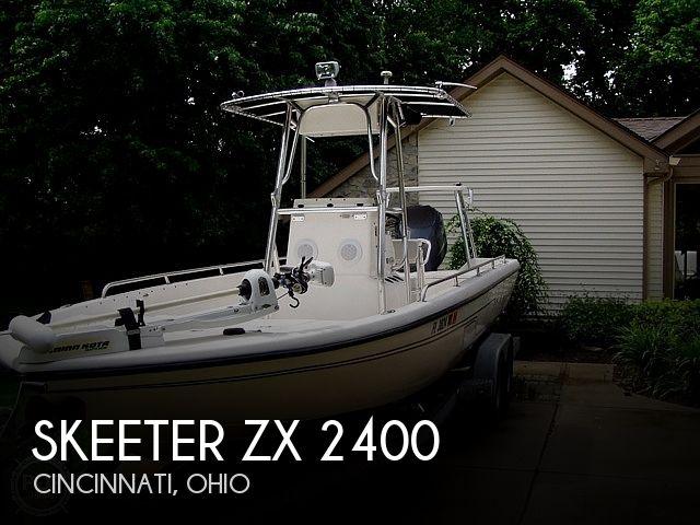 2002 Skeeter ZX 2400