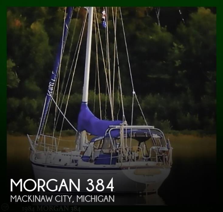 1984 Morgan 384