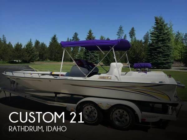 2002 Custom 21