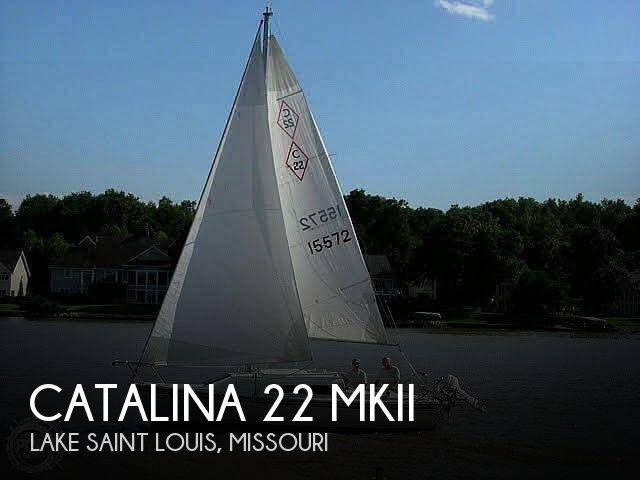 2005 Catalina 22 MKII