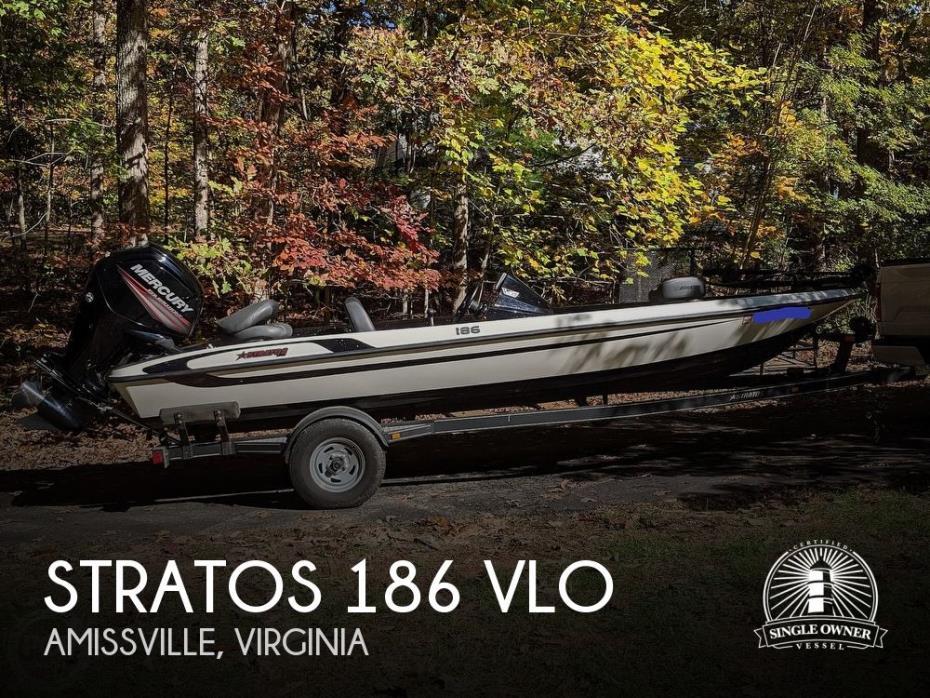2015 Stratos 186 VLO