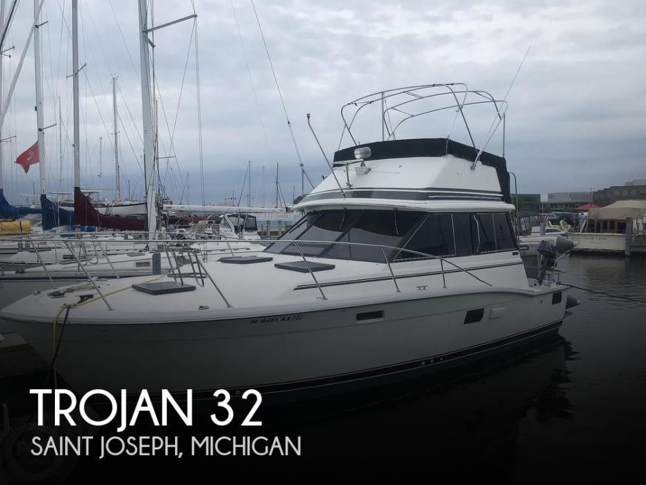 1978 Trojan 32