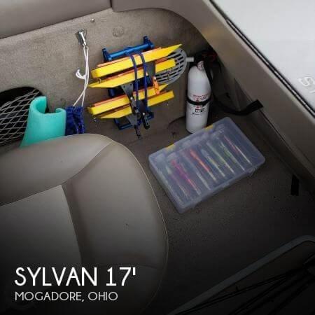 2008 Sylvan 1700 Expedition DC