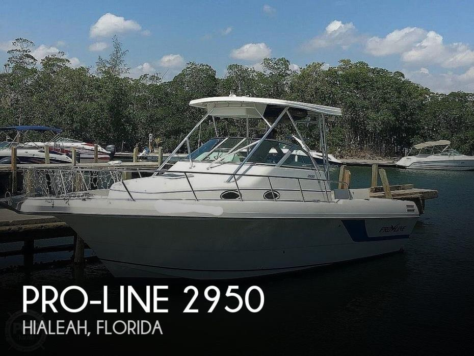 1996 Pro-Line 2950